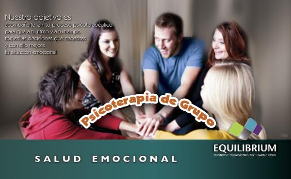 Psicoterapia de Grupo para Adultos