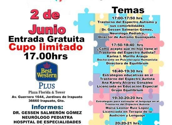 Evento : Conversemos de autismo
