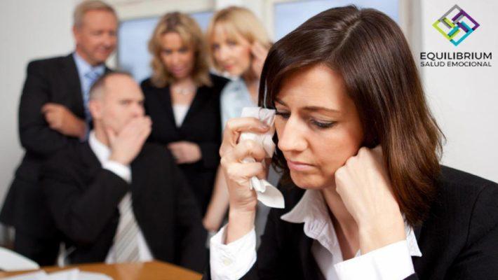 FACTORES DE RIESGO PSICOSOCIAL: ACOSO LABORAL O MOBBING